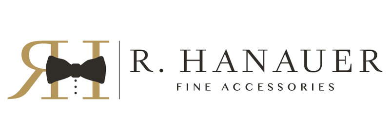 R. Hanauer is a family-owned business, crafting high-quality, handmade bow ties and neckties for gentlemen. Shop our collections today!