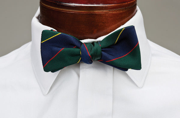 Straight Bow Tie Shape - The Jackson