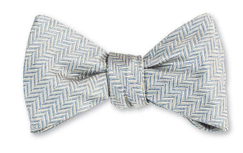 bow tie for spring wedding