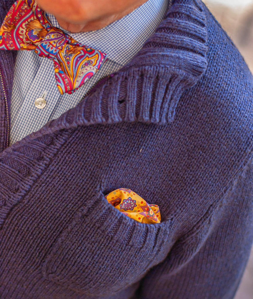 How to wear a sweater vest with style