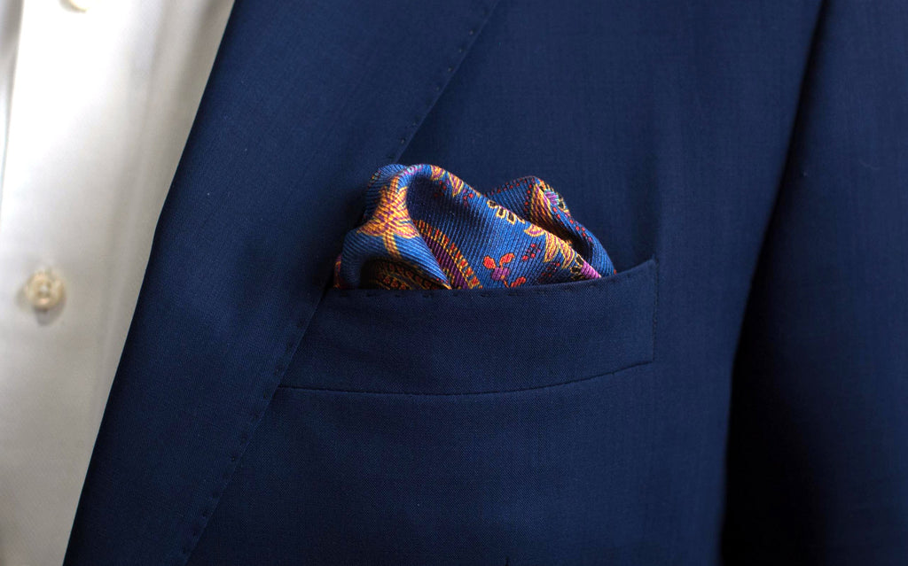 Magic Fold Pocket Square