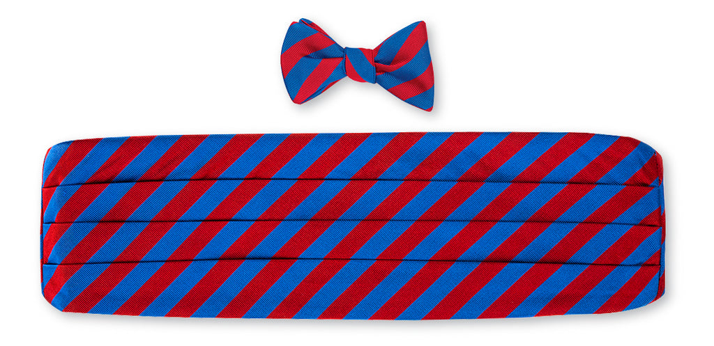 ole miss cummerbund set