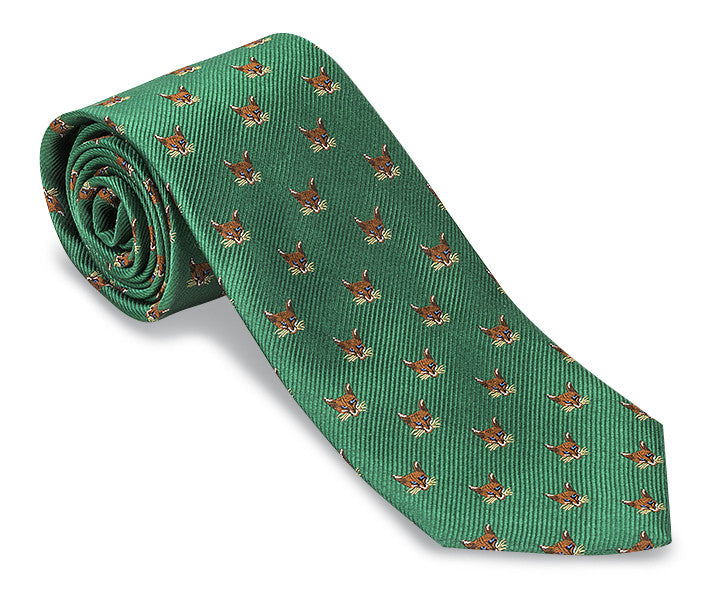 silk neckties