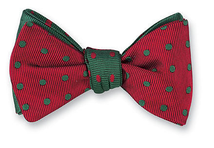 christmas bow ties
