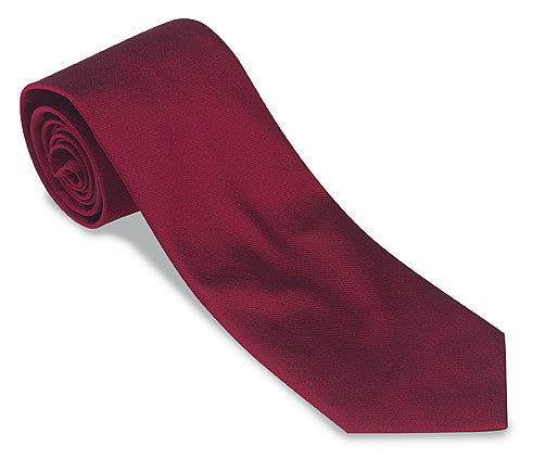 burgundy neckties