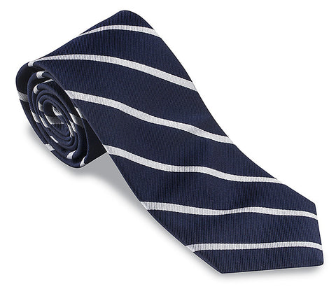 navy neckties