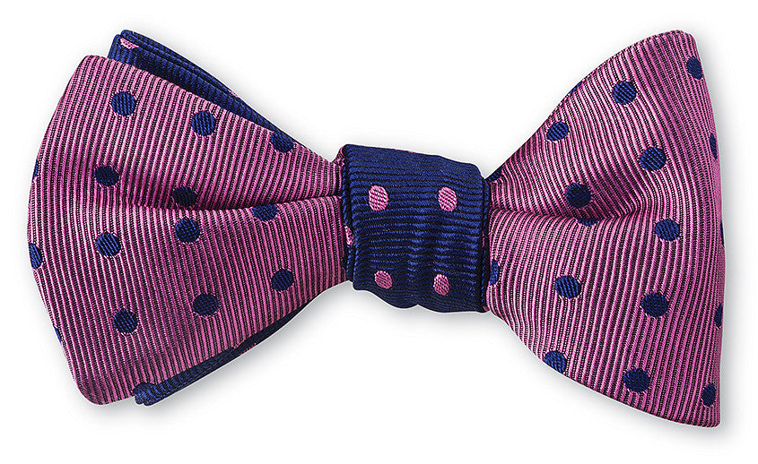 pink bow ties