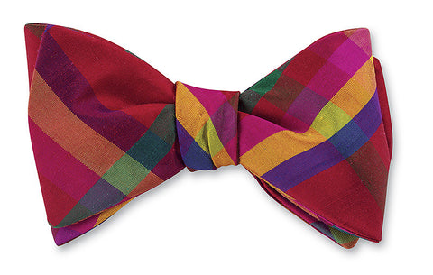 colorful bow ties