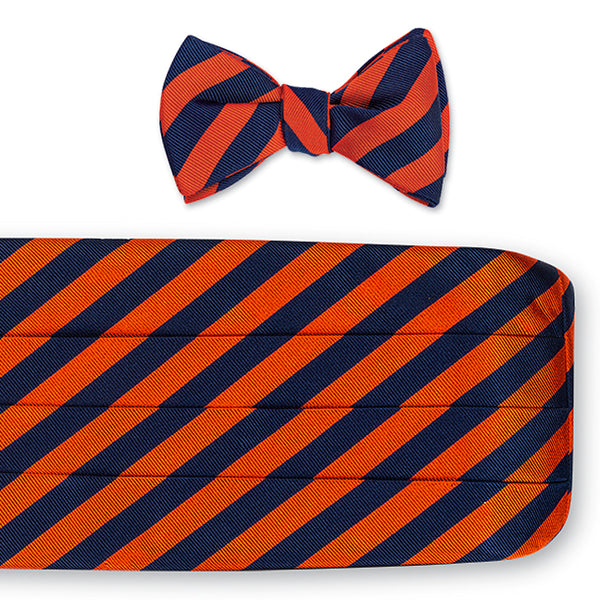 virginia cummerbund set