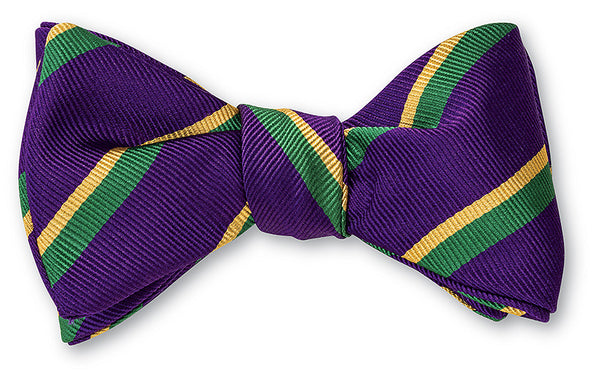 mardi gras bow ties