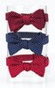 polka dots bow ties