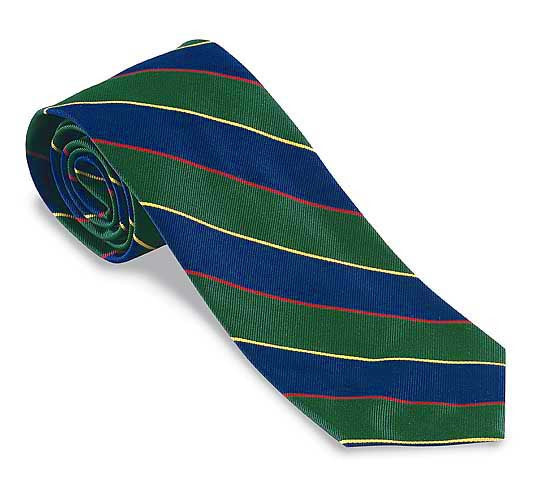 regimental neckties