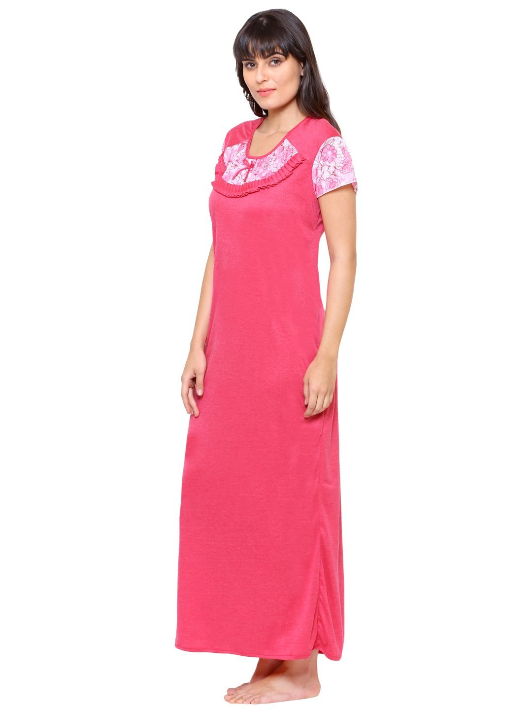 Klamotten Women's Long Nightdress 23R26