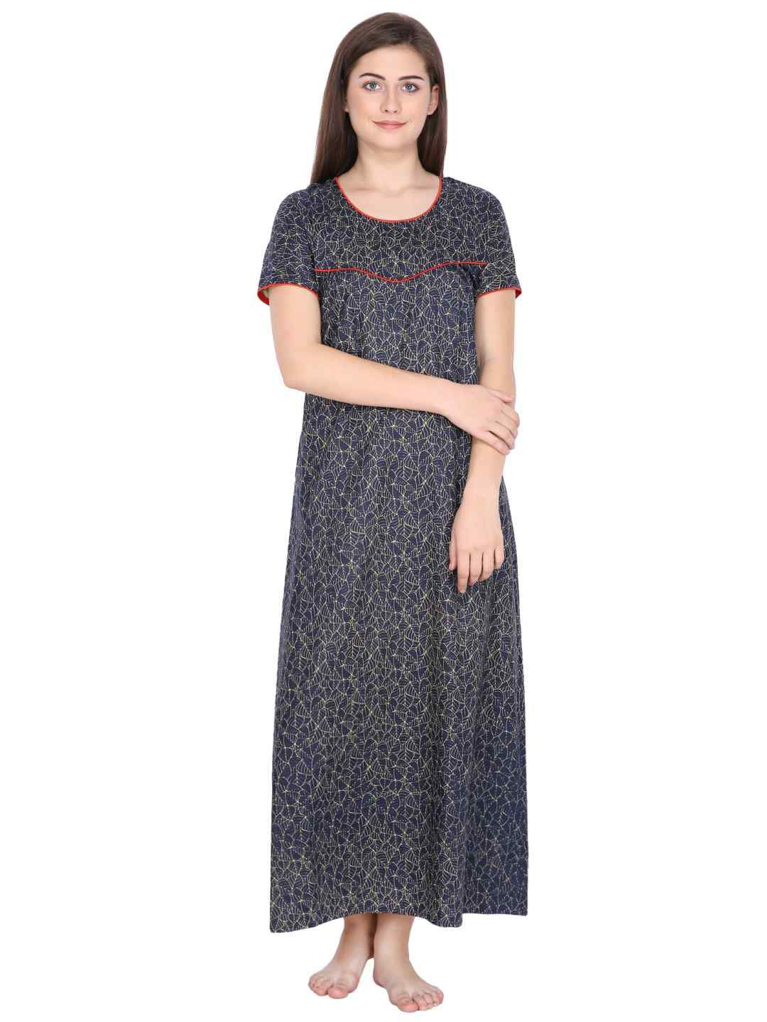 Klamotten Women's Cotton Nightdress C2N191