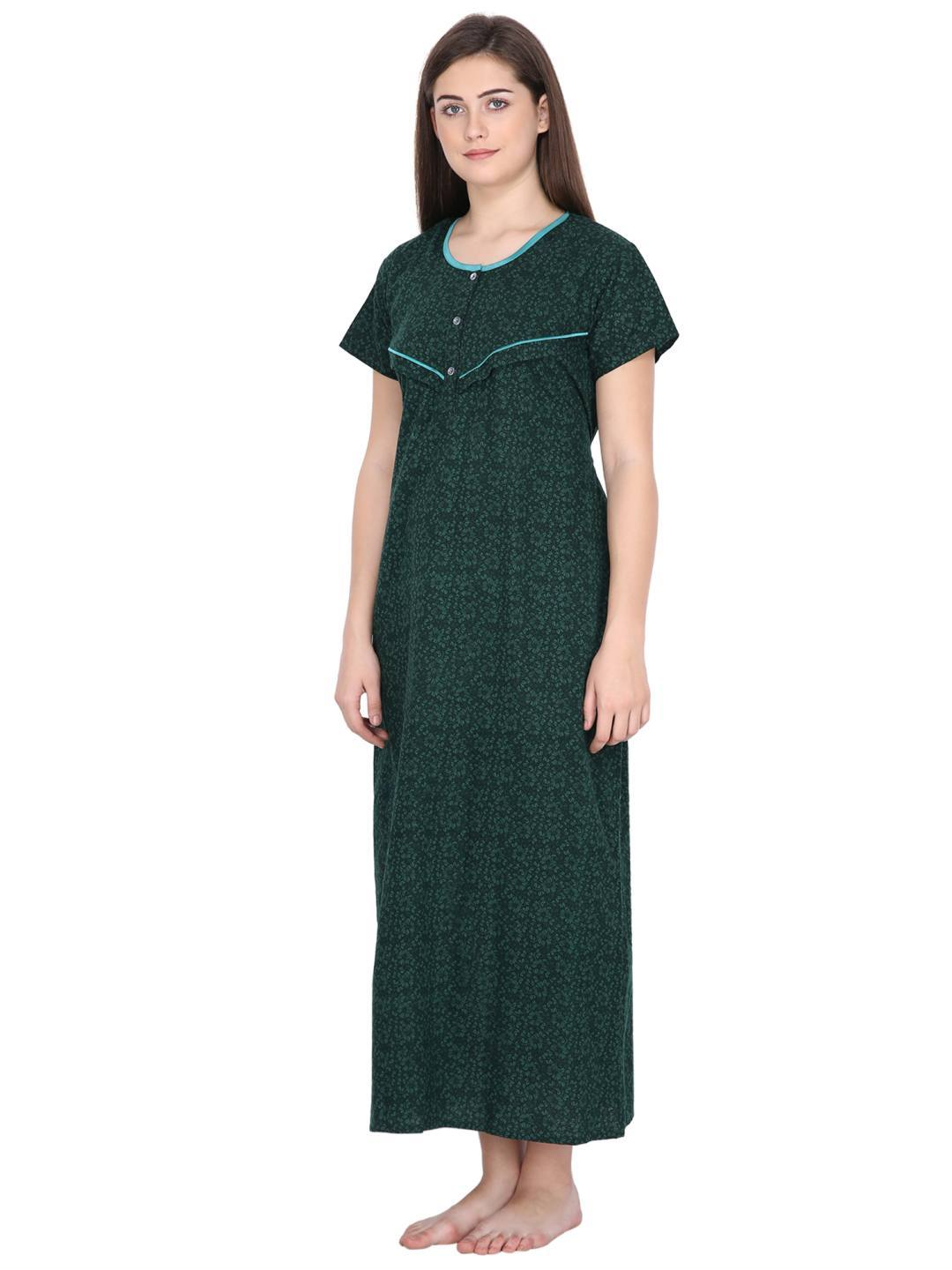 Klamotten Women's Nursing Nightdress C4G30
