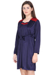 Klamotten Women's Satin Robe Set  DB100N