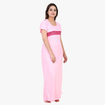 Klamotten Women's Nursing Nightdress F6L