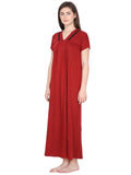 Klamotten Women's Viscose Nightdress L2M