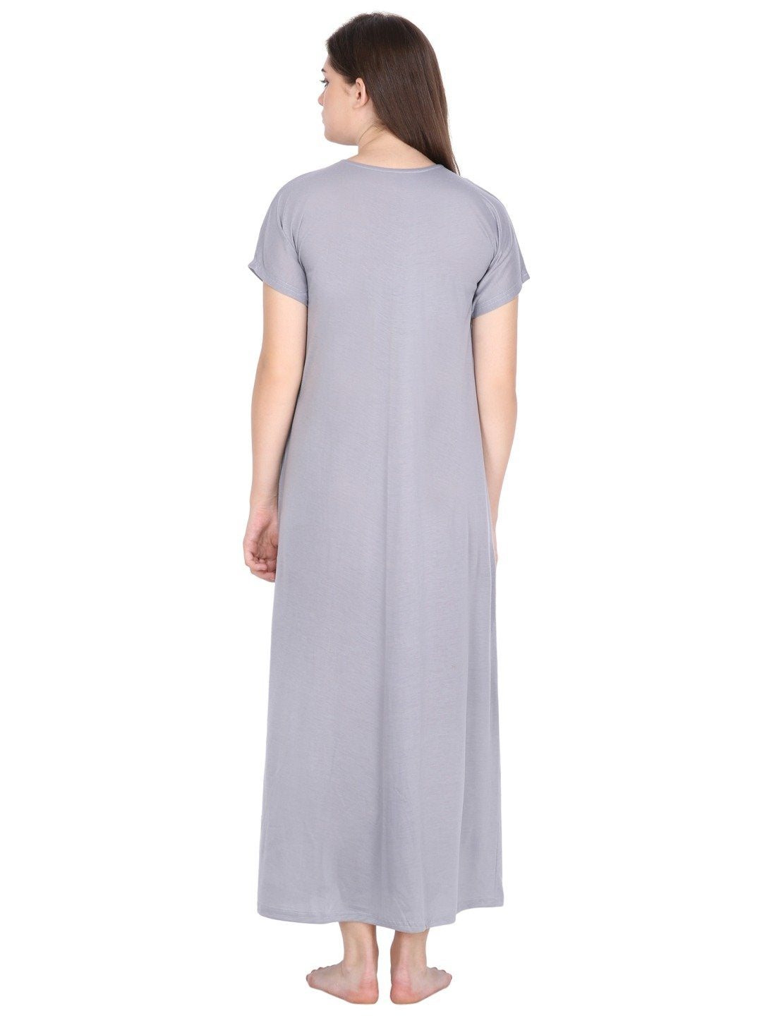 Klamotten Women's Viscose Nightdress L2Z
