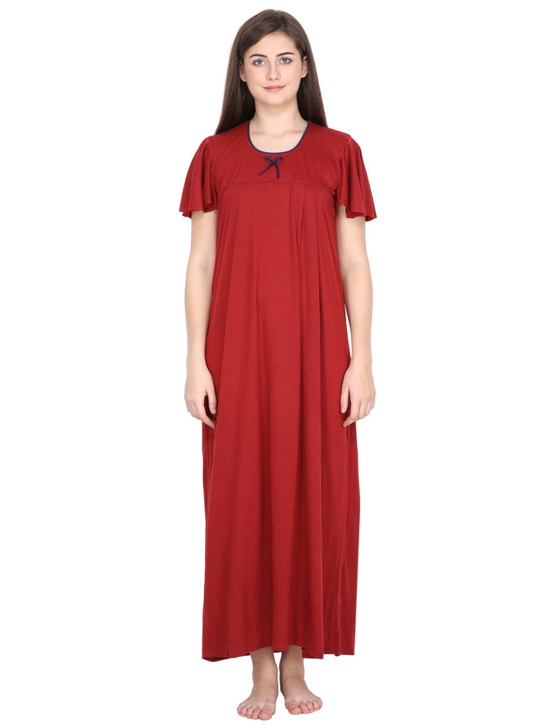 Klamotten Women's Viscose Nightdress L3M