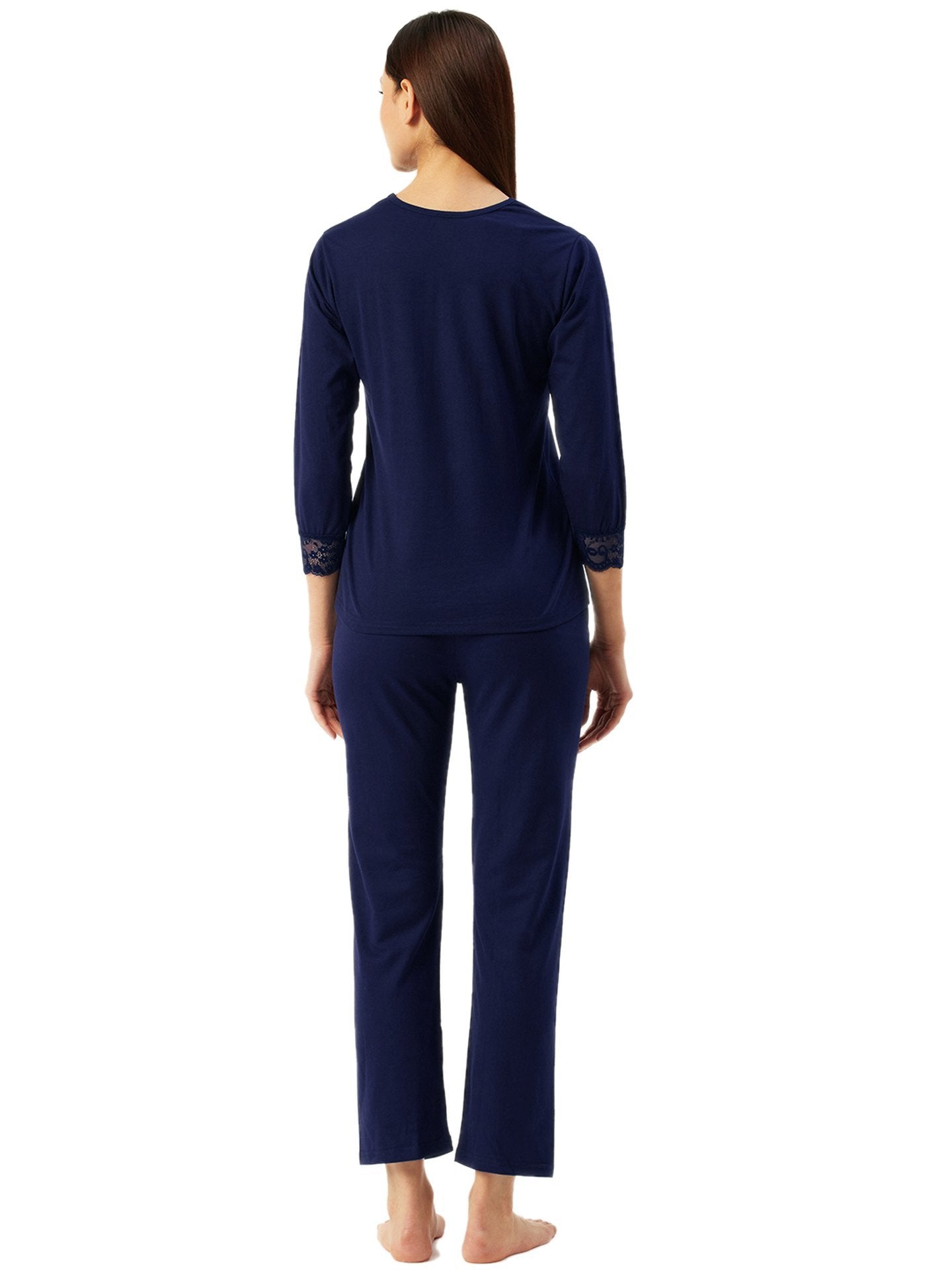 Klamotten Women's Top & Pyjama Nightsuit N104N