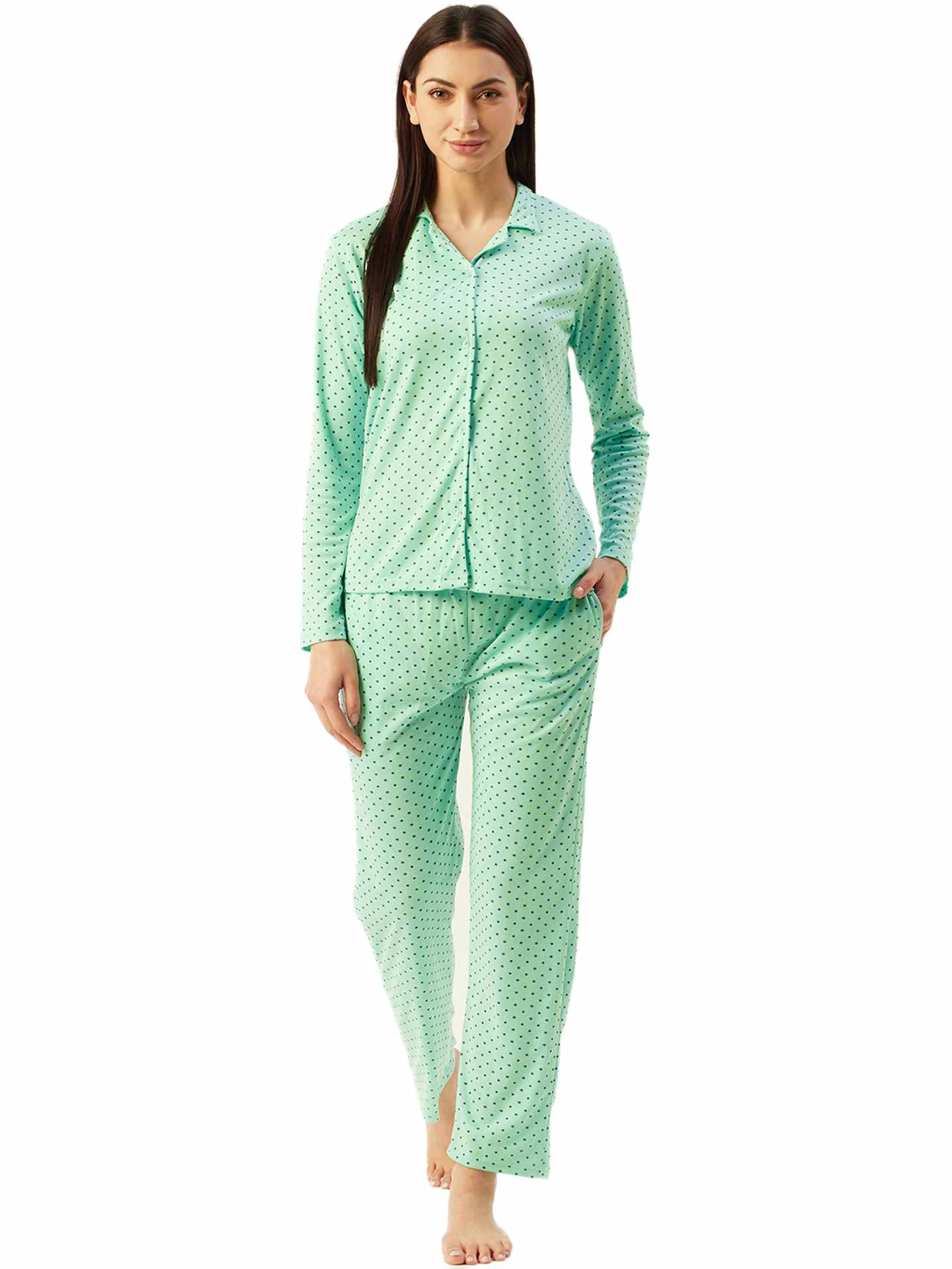 Klamotten Women's Top & Pyjama Nightsuit N72Gs80