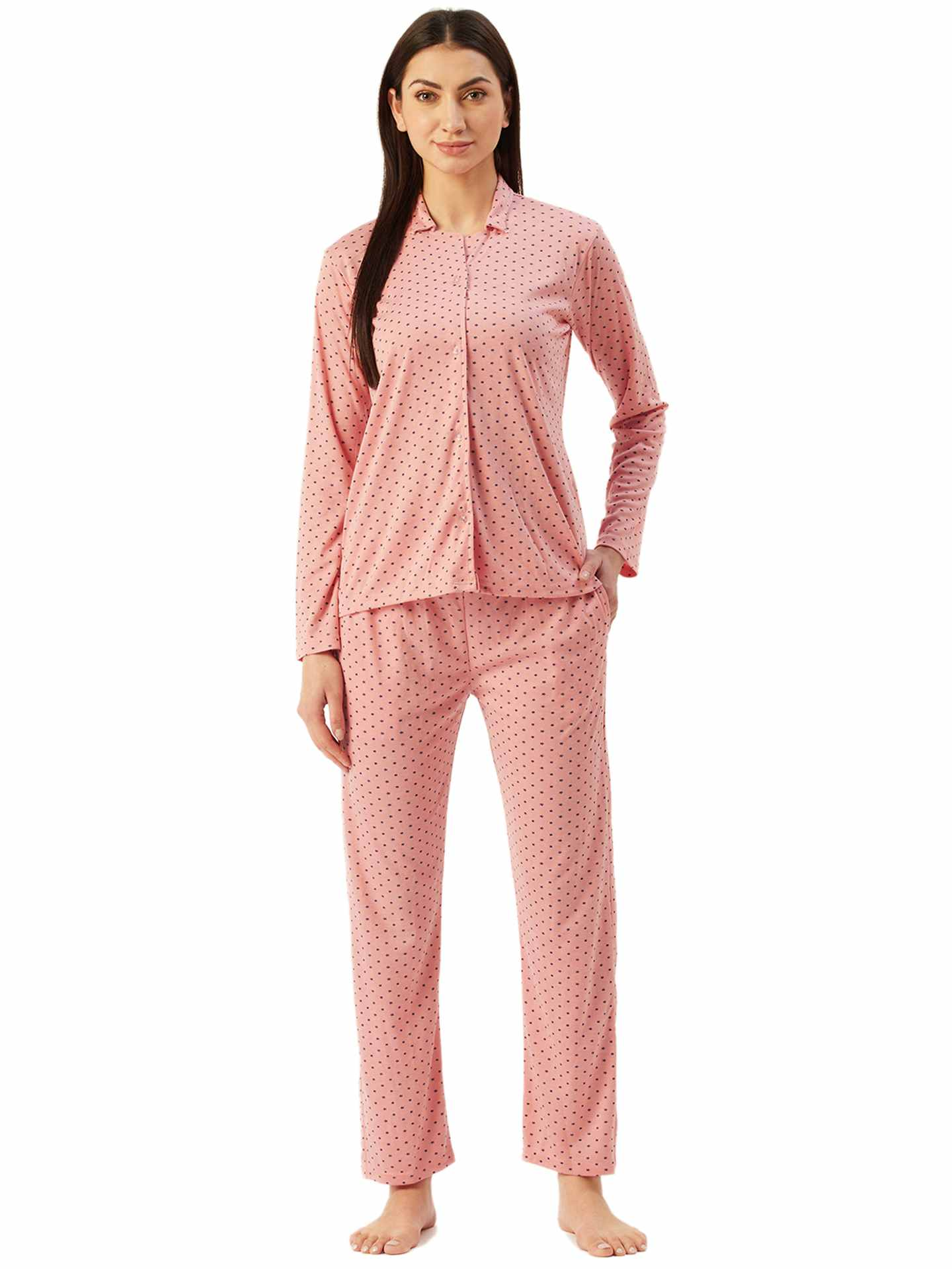 Klamotten Women's Top & Pyjama Nightsuit N72H80