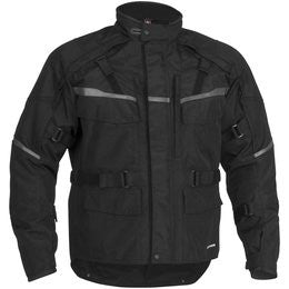 FIRSTGEAR, JAUNT T2 JACKET BLK 2XL
