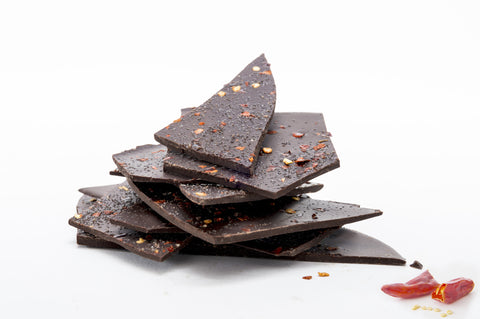 Dark Chocolate Chilli Slate