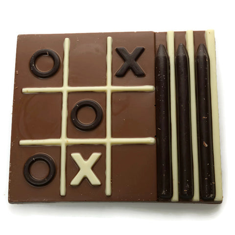 Xs and Os in Chocolate / Tic Tac Toe