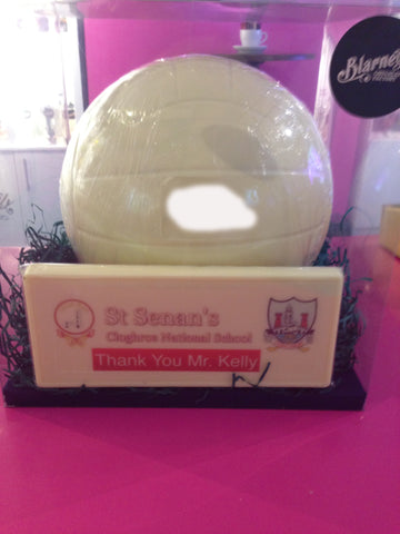 Full Size Chocolate GAA Football