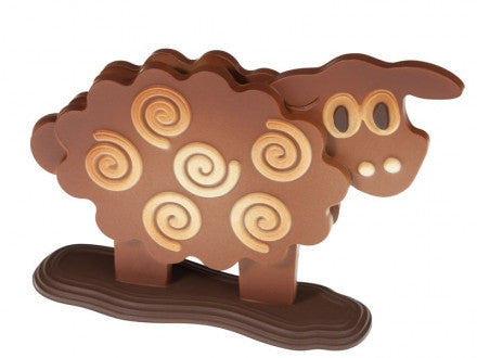 Chocolate Sheep Character