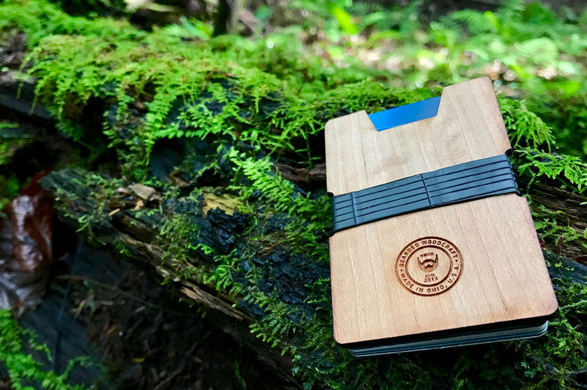 WOOD WALLETS