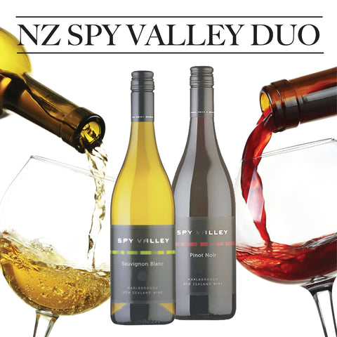 NZ Spy Valley Duo - save £7!