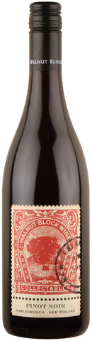 organic red wine Pinot Noir, Collectables, Walnut Block, Marlborough 2013 (NZ)