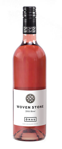 sustainable wine Rosé 'Woven Stone', Ohau 2014 (NZ)