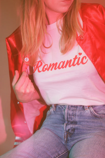 T-Shirts - Romantic Tee - REDWOLF