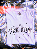 - FAR OUT TEE - REDWOLF