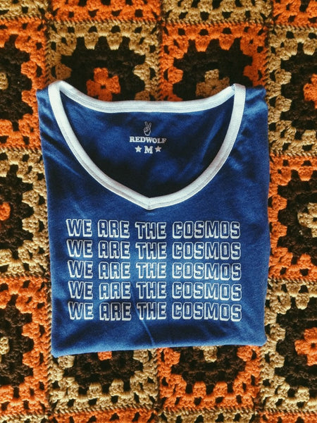 We Are the Cosmos Tee
