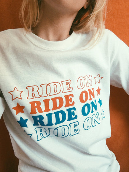 RIDE ON LONG SLEEVE