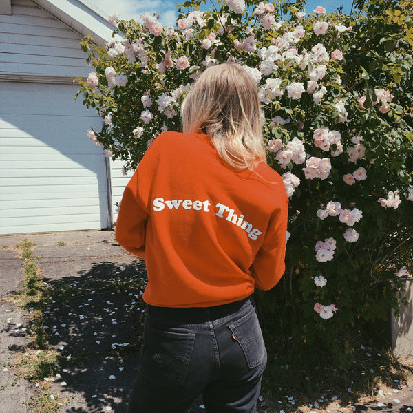 Sweet Thing Sweatshirt