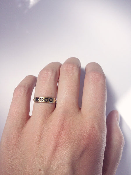Jewelry - Moon Phase Ring - REDWOLF