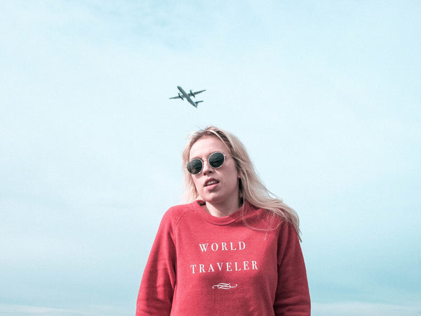 World Traveler Sweatshirt - REDWOLF - 7