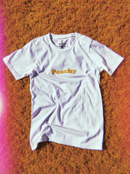T-Shirts - Peachy Tee - REDWOLF