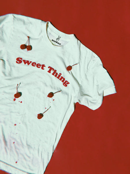 T-Shirts - Sweet Thing Tee - REDWOLF