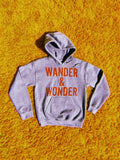 sweatshirt - WANDER & WONDER SWEATSHIRT - REDWOLF
