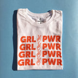 - Girl Power Tee - REDWOLF