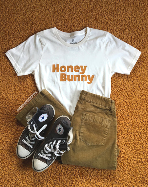 - Honey Bunny Tee - REDWOLF