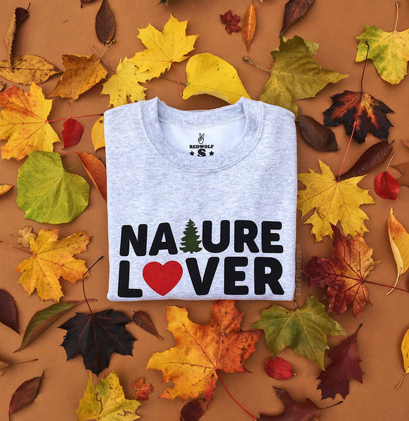 Nature Lover Sweatshirt