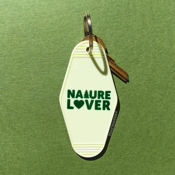 Nature Lover Keychain